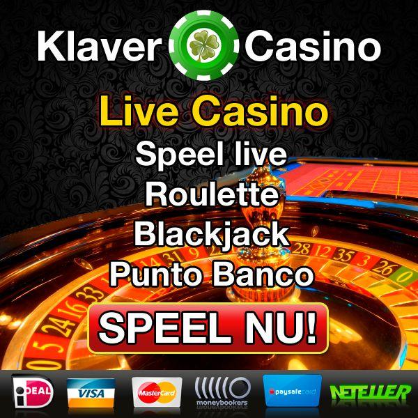klaver live casino.eu