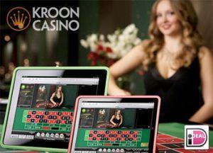live casino op een tablet spelen
