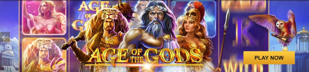Age of the Gods Ladbrokes