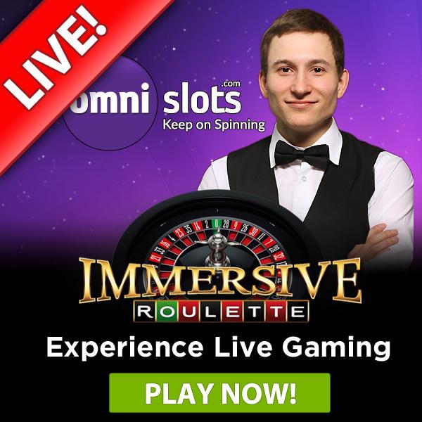 OmniSlots live casino