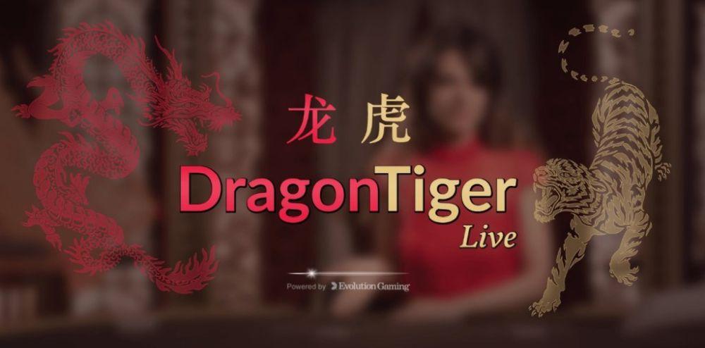 Dragon Tiger Live Evolution Gaming