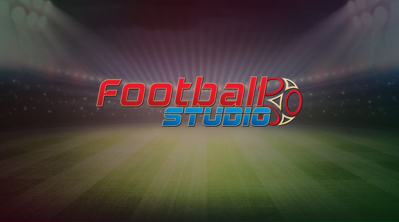 Live Football Studio Evolution Gaming