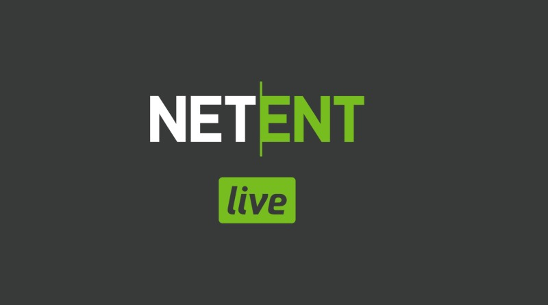NetEnt Live Casino software