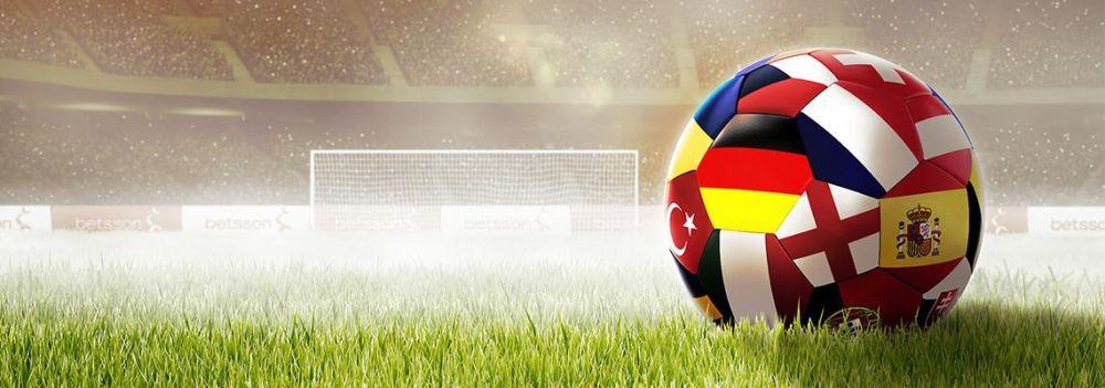 Voetbal banner