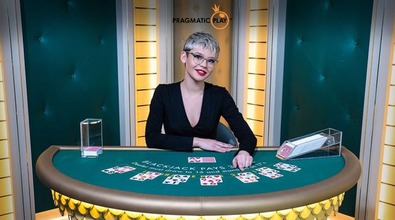 Live Blackjack Pragmatic Play