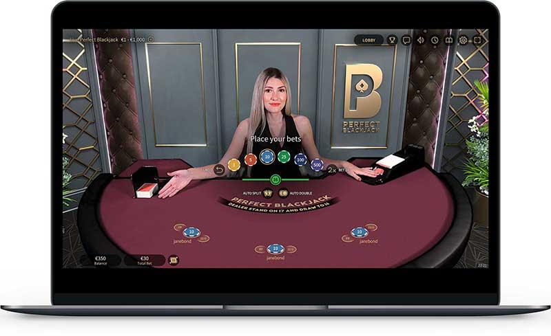 live casino op tablet spelen